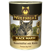 WolfsBlut Black Marsh Adult dåsemad, 395g