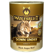 WolfsBlut Down Under Adult dåsemad, 395g