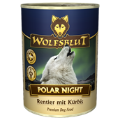 WolfsBlut Polar Night Adult dåsemad, 395g