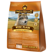 Wolfsblut Wide Plain Light Adult, 15 kg