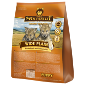 Wolfsblut Wide Plain Puppy, 15 kg